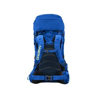 62b3c2657b315 Plecak turystyczny RONY 50l - niebieski | HUSKY