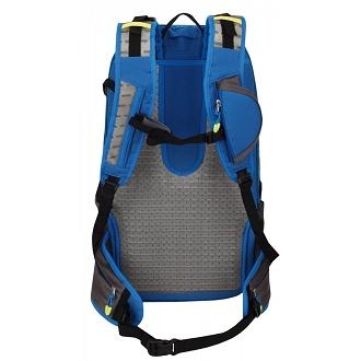 801a210e8db07 Plecak turystyczny CLEVER 38l - niebieski | HUSKY