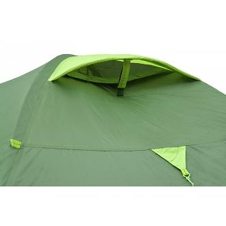 Namiot Outdoor BIZON 4 os. jasno zielony | HUSKY